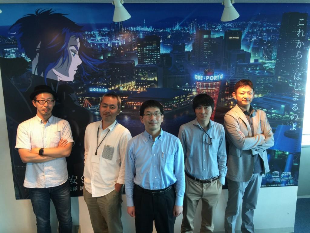 神戸市でCode for Japan「コーポレートフェローシップ」プログラムが始まりました!