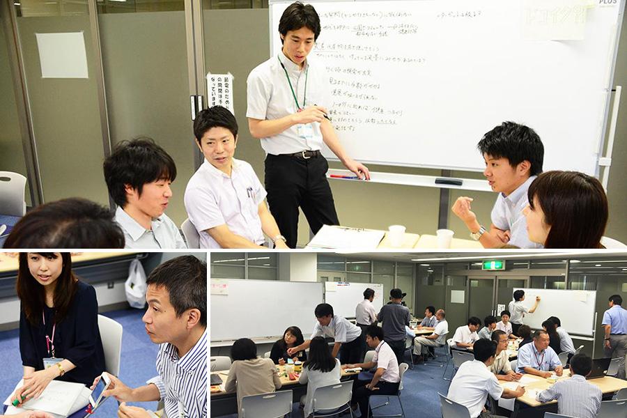 オープンガバナンスの進む神戸市において、庁内で初となるアイデアソンを企画開催。
