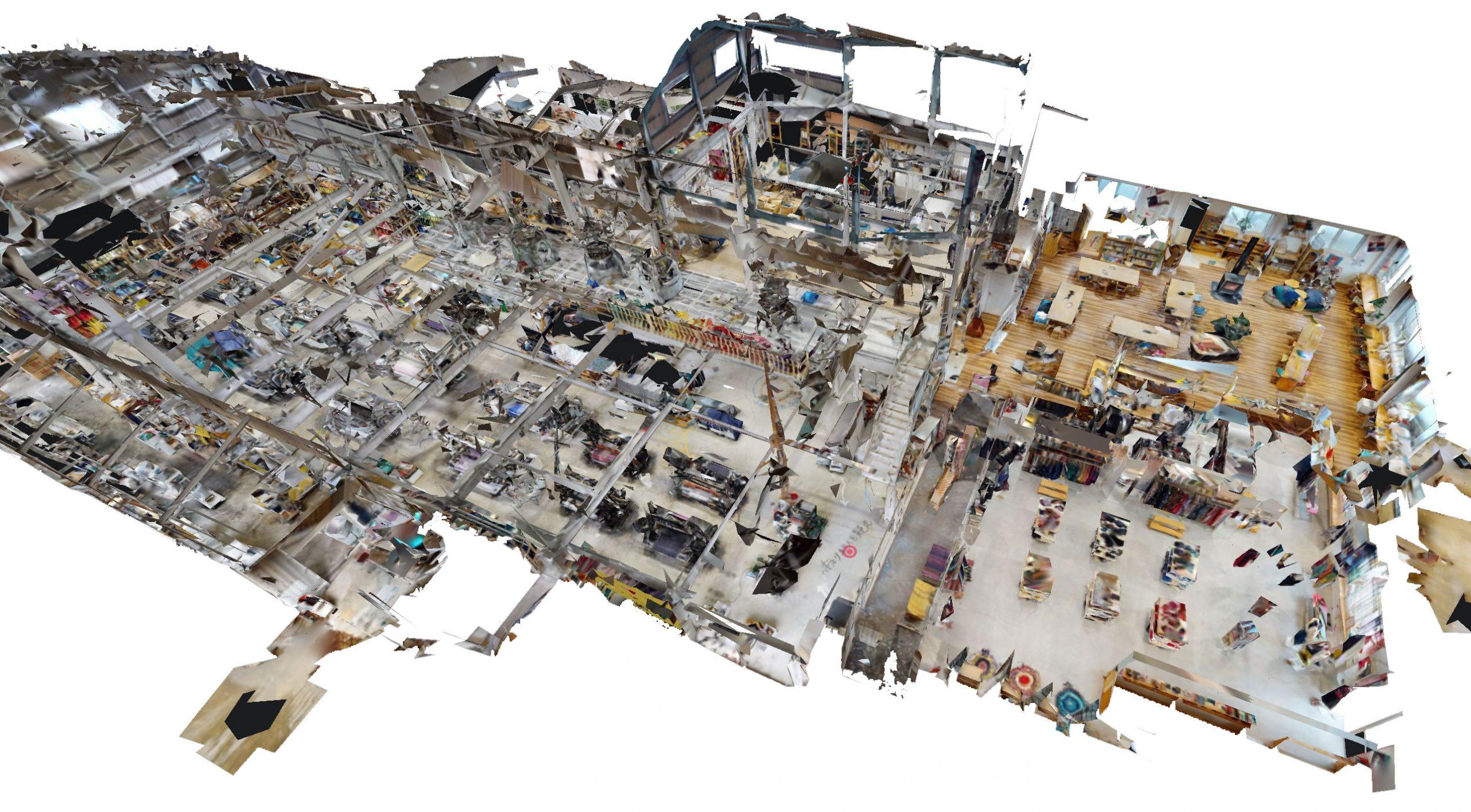 ニューノーマル時代における顧客・ファンと新しい価値創造を進める「3D Shop & Lab」プロジェクト